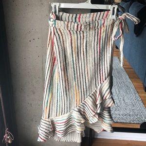 Tularosa Veronica Skirt in Linen